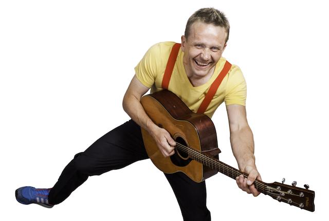 Fjolletrolde-koncert med Michael Back