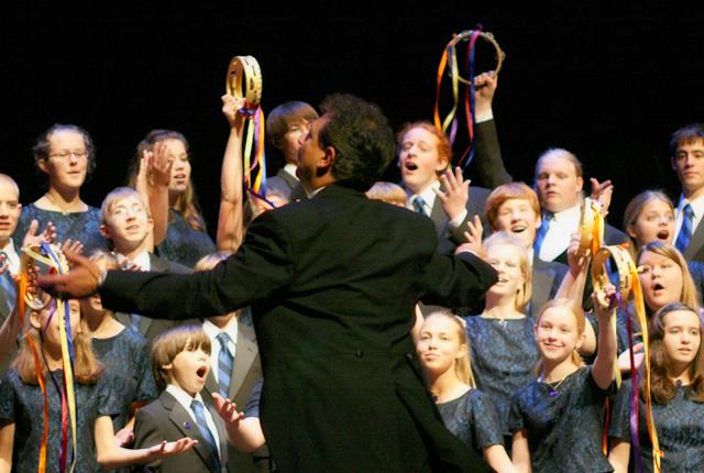 Julekoncert med Aggersborg gospelkor
