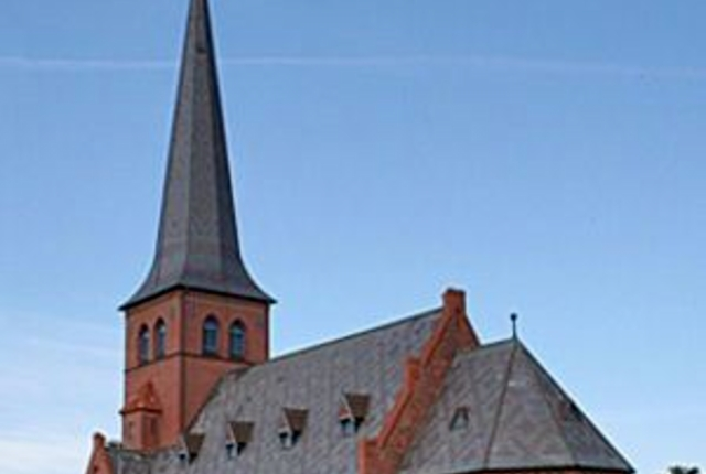 Koncert med Pernille Rosendahl i Løgstør Kirke