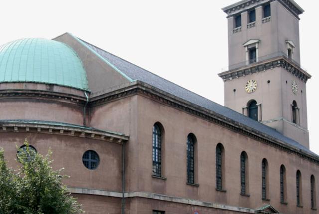 Gudstjeneste: Morgenandagt v/ Stine Munch