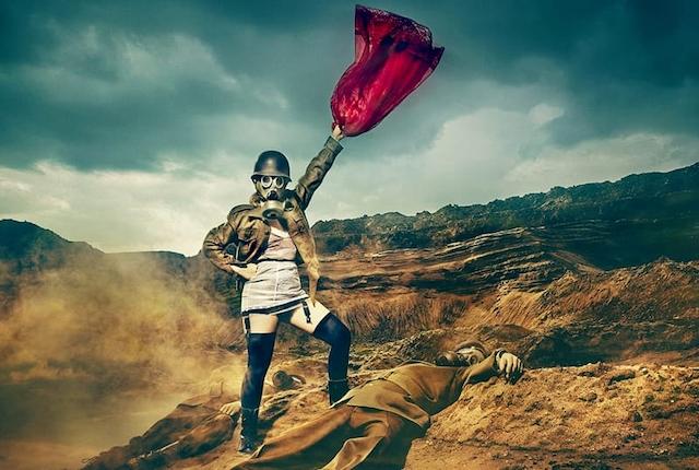 Erna - i krig