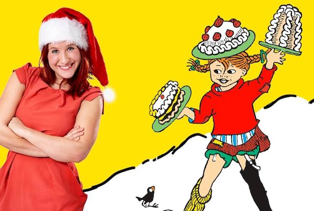 Pippi's Jul - En koncert med Katrine Bille