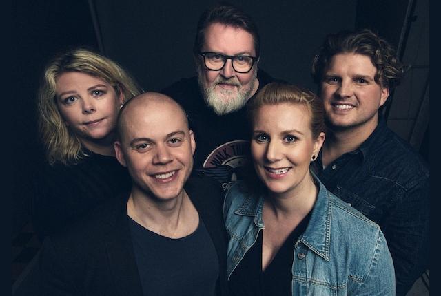 Alex Nyborg Madsen & A Circle Of Friends -