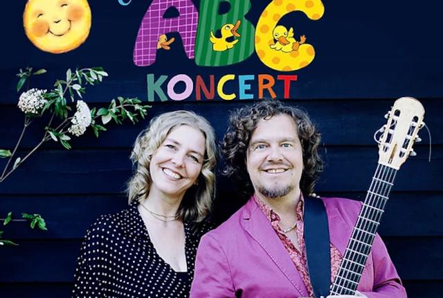 En ABC-koncert med Sille & Palle