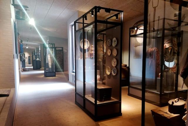 Museum for alle: Rundvisning i udstillingerne på Vesthimmerlands Museum